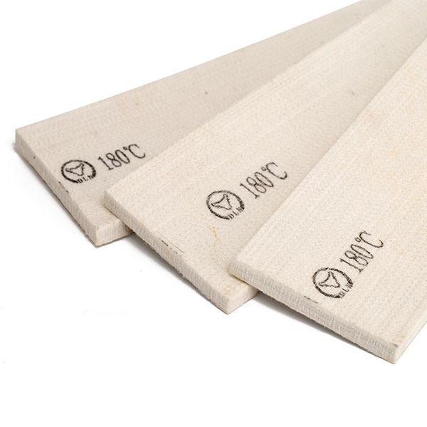 Polyester pad